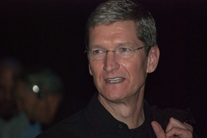 2014 has been a very big year for Apple and Tim Cook.