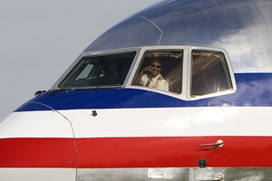 American Airlines added iPads to its entire fleet.