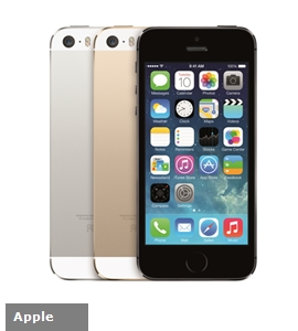 Apple unveiled the new iPhone 5S today. (Source: Apple)