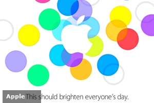 Apple will unveil a number of products tomorrow during the press event. (Credit: Apple)