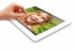 iPad with Retina
