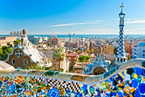 Barcelona Hosts MWC 2015