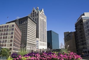 Companies in Downtown Milwaukee can benefit from the presence of a nearby accelerator.
