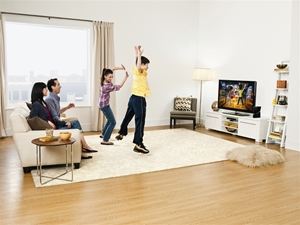 Could gesture controls like those of the XBox Kinect be coming to the AppleTV?