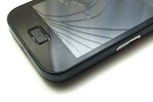 Cracked screens are an unfortunate truth of mobile device users.