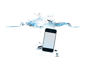 Hardware improvements have made Apple's newest smartphones better able to withstand splashes and spills.