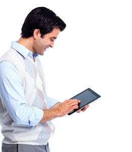 Is the iPad Air the standard setter for business tablets.