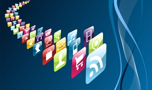 Mobile applications are pushing the post-PC era.