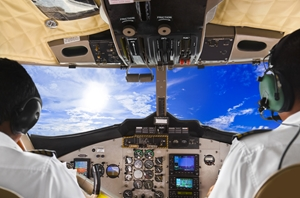 More airlines are using iPads in the cockpit.