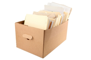 No more messy file boxes or clutter storage rooms - use FileMaker to simplify your information.