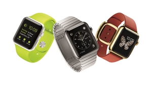 The Apple Watch is expected to be released in the spring of 2015.