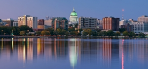 The city of Madison has a burgeoning tech scene.