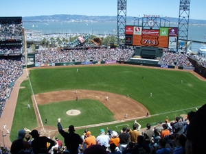 Waller's FileMaker database has brought a new wave of success to Bay Area baseball